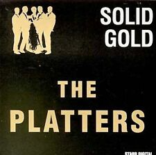 The Platters in Solid Gold by Platters (The) (CD, Mar-1995, Starr Digital)