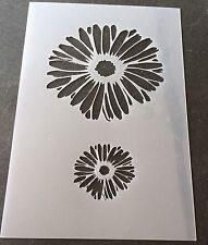 Flower Mylar Reusable Stencil Airbrush Painting Art Craft DIY home