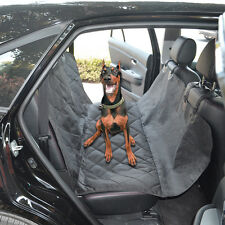 Pet Rear Back Seat Cover Waterproof Hammock Dog Car Protector SUV Bench Mat