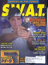 SWAT S.W.A.T. MAGAZINE SEPTEMBER 2008 : SNIPERS IN THE TOWER