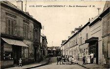 CPA   Soisy sous-Montmorency - Rue de Montmorency  (350123)