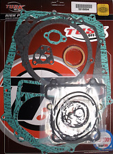 Tusk Complete Gasket Kit Top & Bottom End Engine Set Yamaha Warrior Raptor 350