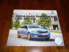 Skoda Rapid Spaceback COOL EDITION Prospekt 05/2015