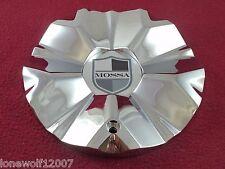 MOSSA Wheels 'BRISTOL' Chrome Custom Wheel Center Cap # MS-CAP-L194 (1)