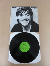 IGGY POP Lust For Life LP RARE 1981 UK  A1 / B1 GREEN LABEL ISSUE DAVID BOWIE