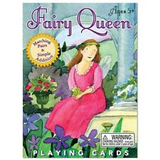 Fairy Queen Playing Cards by eeBoo brand new sealed