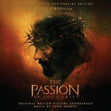 THE PASSION OF THE CHRIST - 2CD COMPLETE SCORE - LIMITED 10000 - JOHN DEBNEY