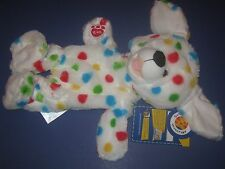 New Build-A-Bear UNSTUFFED 15in UK Exclusive SPOTS OF FUN PUP Puppy ENGLAND