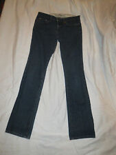 JOE'S JEANS 26 Otis Wash Dark Blue Denim Jeans Joes