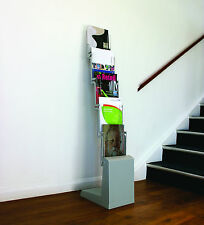 Zigzag Brochure Display Stand for Event, Exhibition and POS - Brochure Stands