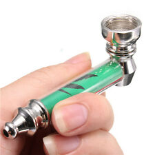 New Arrival High Quality Metal Pipe Jamaica Rasta Weed / Tobacco / Smoking Pipes