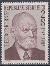 Österreich Austria 1973 ** Mi.1412 Körner Bundespräsident President