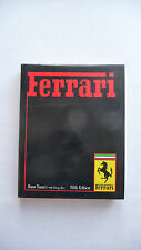 FERRARI.  by Tanner and Nye.  1984 printing.  Best FERRARI book.