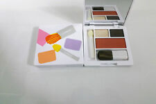 Clinique Fig Blush & Neutral Territory Eye Shadow Duo Eyes and Cheeks Palette