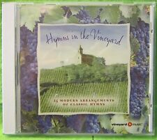 Hymns in the Vineyard by Various Artists Religious Songs CD 2003
