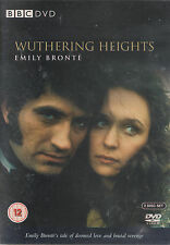 WUTHERING HEIGHTS - Complete BBC 1978 Series. Ken Hutchinson (2xDVD SET 2006)