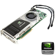 NVIDIA Quadro FX 5600 PCIe 1,5 GB scheda video Mac Pro 2008-2012 CAD / 3D Graphics