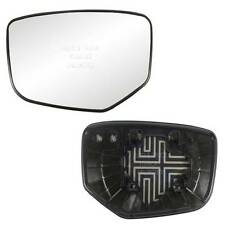 NEW Mirror Glass WITH BACKING HEATED HONDA ACCORD Driver Left Side