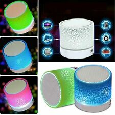 Portable Bluetooth Wireless Super Bass Mini Speaker for iPhone Android Tablet PC
