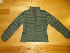 NWT Bogner Fire + Ice Syra-D Womens Down Jacket - Olive Green - Size 6 Small S