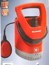 Einhell Regenfasspumpe RG-SP 300 RB ,300 W, 4600 l/h max., 11m max , NEU,OVP