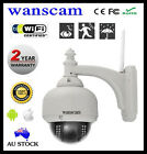 3 OPT ZOOM IR-CUT PTZ OUTDOOR WIRELESS WIFI IP CAMERA SECURITY CCTV WATERPROOF