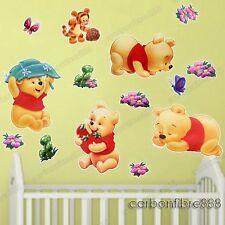 Bambino Winnie The Pooh Adesivi Murali Per Vivaio Bambini
