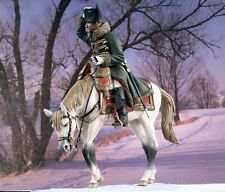 "Verlinden 120mm (1/16) ""Retreat from Russia"" General Napoleon Horse Mounted 1709"