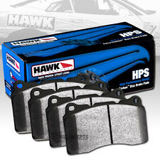 HAWK HPS PERFORMANCE STREET BRAKE PADS - HB246F.567 - FRONT