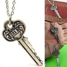 Fashion Detective Sherlock Sherlock Holmes The Key to 221B Vintage Necklace