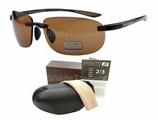 Serengeti CIELO Sunglasses SHINY BROWN_POLARISED PHOTOCHROMIC PhD DRIVERS 7474