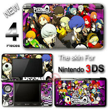 Persona Q Popular Amazing New VINYL SKIN STICKER DECAL COVER #1 for Nintendo 3DS