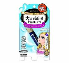 KISS ME Heroine make ISEHAN Upward Long& Airy Curl Mascara Super film BLACK
