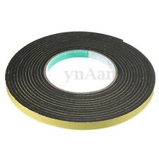 3m Universal Weather Stripping Buffer Sponge Rubber Seal Strip Tape Door Seal