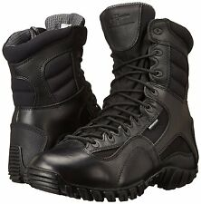 BELLEVILLE TR960ZWP KHYBER Black WATERPROOF Side-Zip TACTICAL RESEARCH BOOTS 8.5
