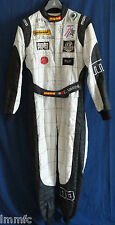 Racing SUIT Tuta RACING 24 ore del Nurburgring 2007 Edo VARINI signed