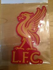 team liverpool football club iron sew on patch LFC