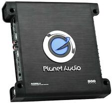 Planet Audio AC800.4 800 W Max 4-CH Class AB Full Range Car Stereo Amplifier
