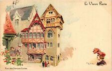 CPA PARIS EXPO 1900 - Le Vieux Paris Rue des Grandes Écoles (308197)