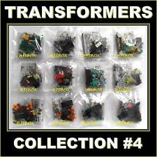 Kre-o Transformers Micro Changers 12 Figure Set Kreon Collection #4 New A2200