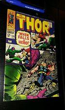Thor #149 (Feb 1968, Marvel) VS WRECKER ! 5.5/+ GLOSSY LOVELY BOOK C PHOTOS!!