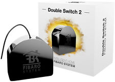Fibaro Double Switch 2 - FGS-223 ZW5 - Home Automation Z-wave PLUS