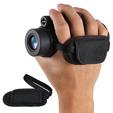 hand-held 10x42 Waterproof Monocular with Built Rail Mount and Hand Strap