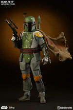 Star Wars Boba Fett Sideshow Collectibles 1/6 Scale Figure Empire Strikes Back
