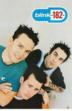 ORIGINAL FUNKY #6531 BLINK 182 GROUP POSTER NEW 22x34 FREE SHIPPING