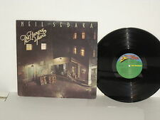 NEIL SEDAKA The Hungry Years LP 1975 Rocket Bad Blood Breaking Up Is Hard To Do