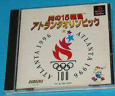 Atlanta 1996 - Sony Playstation - PS1 PSX - JAP Japan