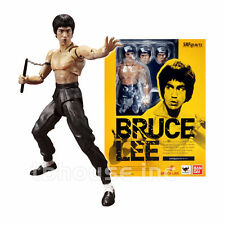 Bandai Tamashii Nations Bruce Lee S.H. Figuarts Action Figure US Seller USA