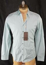 AUTH Gucci Men Slim Fit Long Sleeve Shirt 15 38