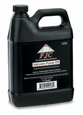 FJC 2200 Vacuum Pump Oil-1 Quart Meets specifications Model:2200 Made in USA NEW
